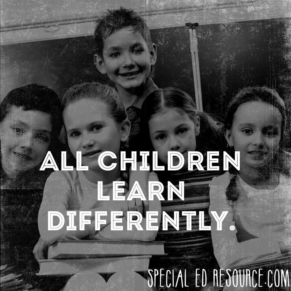All Children Learn Differently. As classroom sizes grow and budgets dwindle, teachers are forced to teach to the average. Children above the average become bored and children below the average become lost. Behavior issues are often the byproduct. #ThinkDifferently #Education