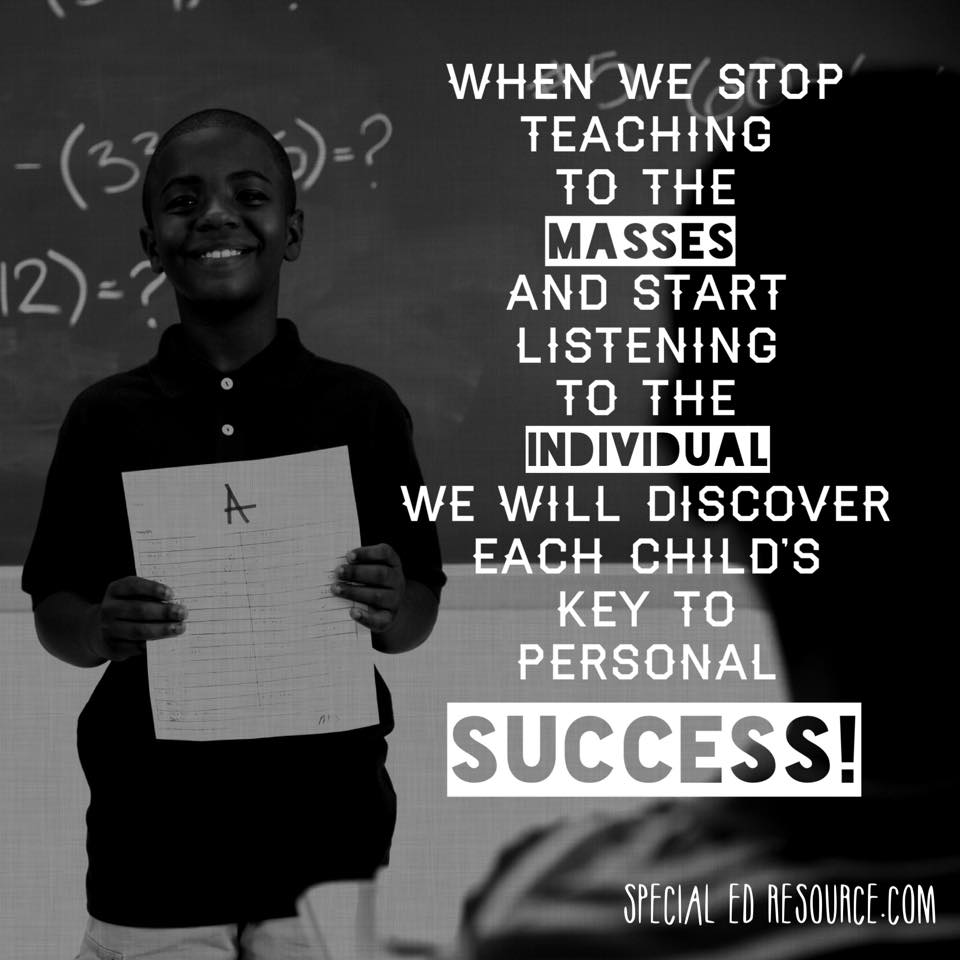 Listening To Children Is Key To Their Success