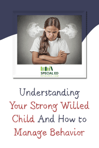 Young girl that is strong willed and is very angry. Her parents are struggling to eliminate her defiant behavior.