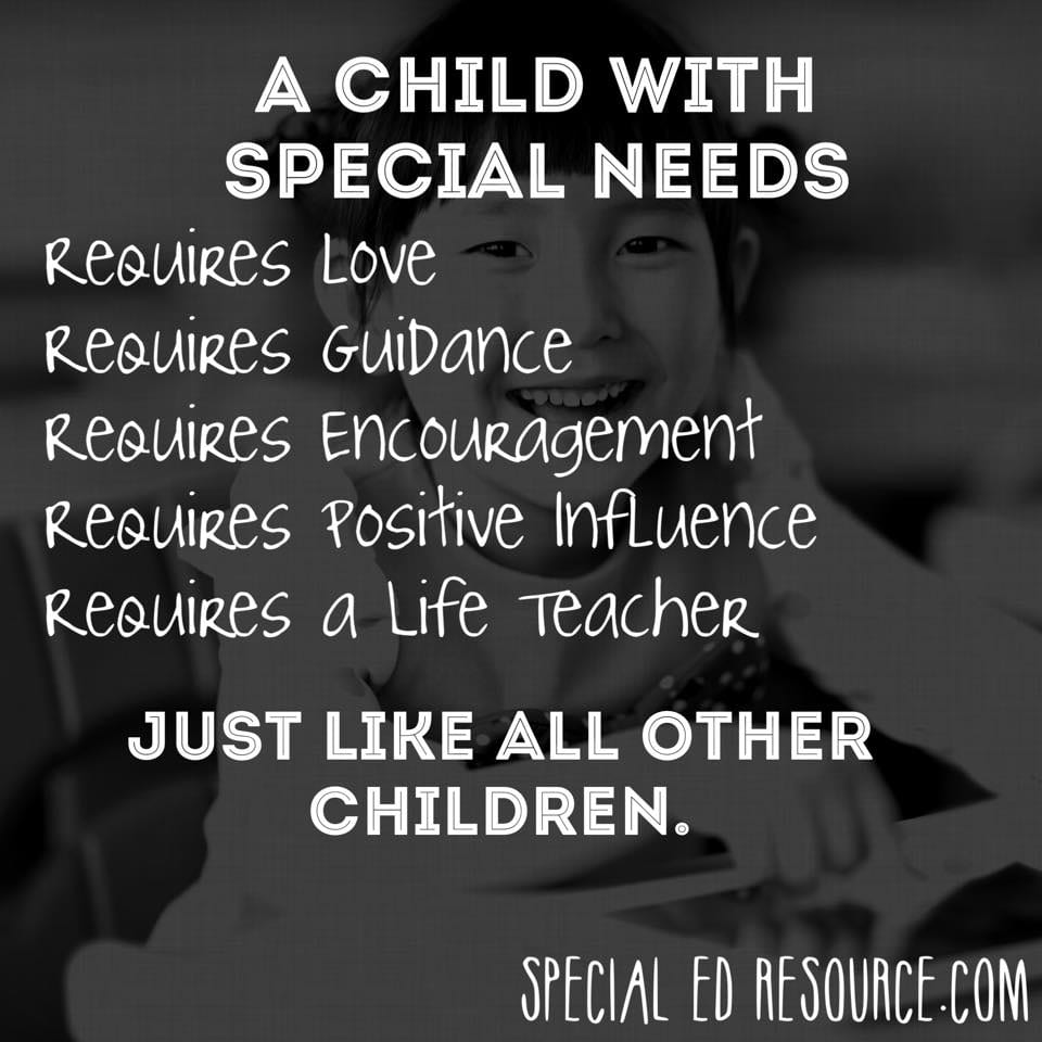 Special Education Photo Gallery | SpecialEdResource.com