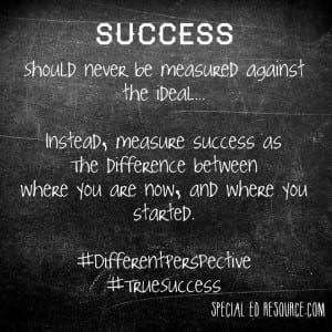 The Measurement Of Success