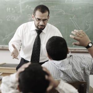 The Dangerous Impact Of An Under-Qualified Teacher