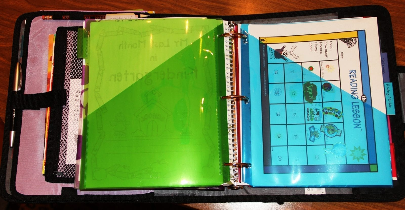 Is Your Child Using A 3-Ring Binder For School? These ...
