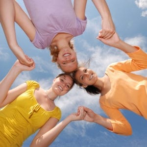 """6 """"Easier"""" Ways To Make And Keep Friends"""