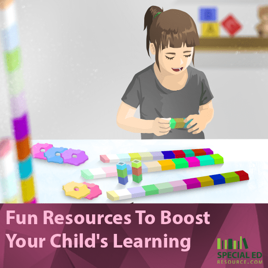 Fun Resources To Boost Your Child's Learning