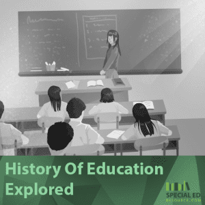 History Of Education Explored