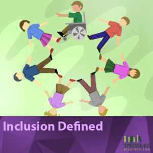 Inclusion Defined