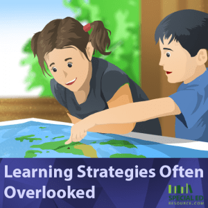 Learning Strategies Often Overlooked