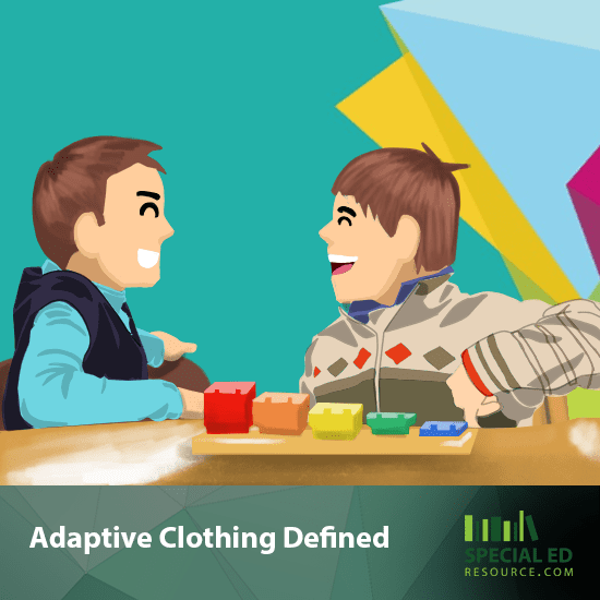 Adaptive Clothing Defined