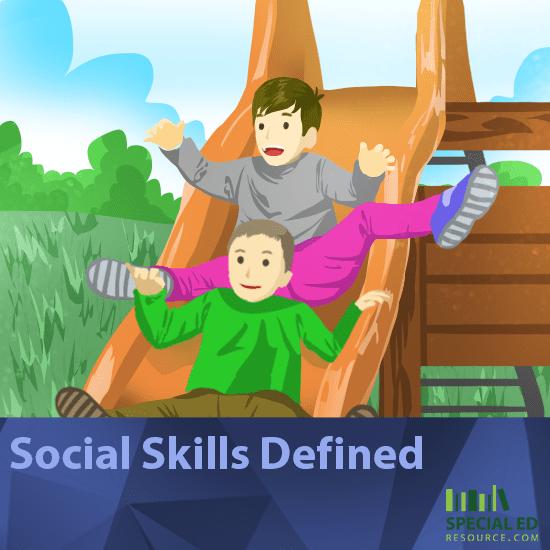 Social Skills Defined