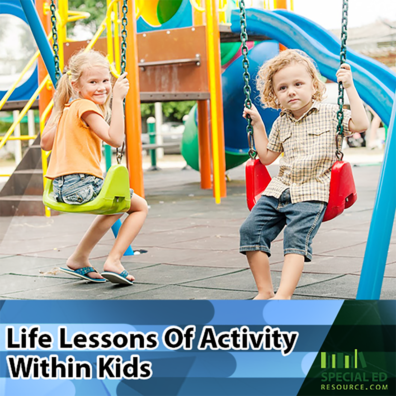 Life Lessons Of Activity Within Kids